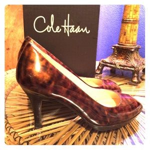Cole Haan NikeAir heels 7.5 B